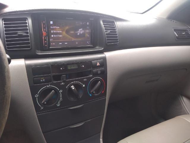 Vendo Corolla versão filder 2007 /07 ( carro extra)