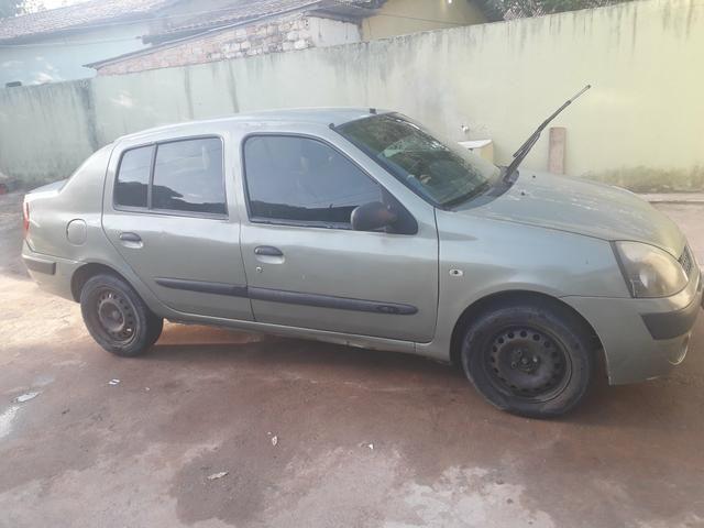 Clio Sedan 16v 1.0 4 portas (leia) - Foto 9