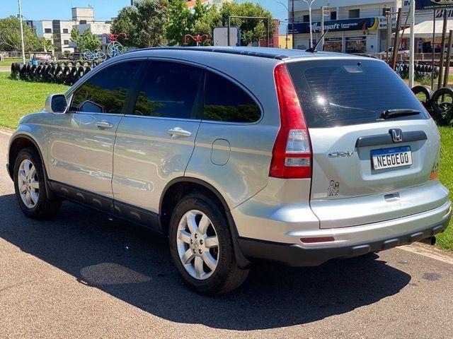 HONDA CRV AUTOMÁTICO LX Ano 10/10 - Foto 6