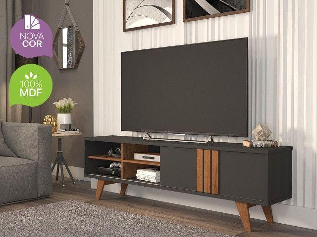 Rack sala designe moderno | modelo Paraty | Pronta entrega