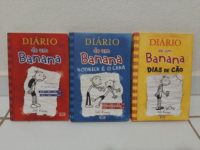 Livros Diário de Um Banana