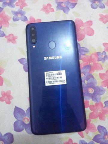 Samsung A20s vender ou trocar - Foto 6