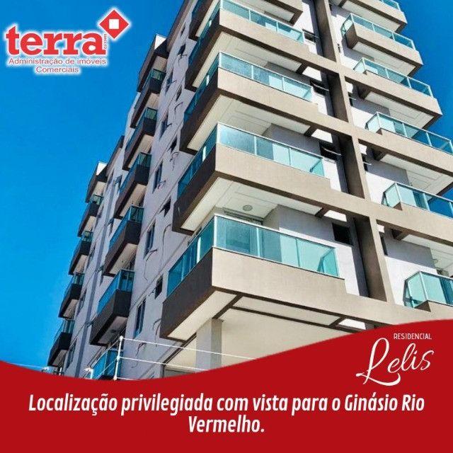 Apartamento Novo, Ed. Lelis - Rua 23 Centro