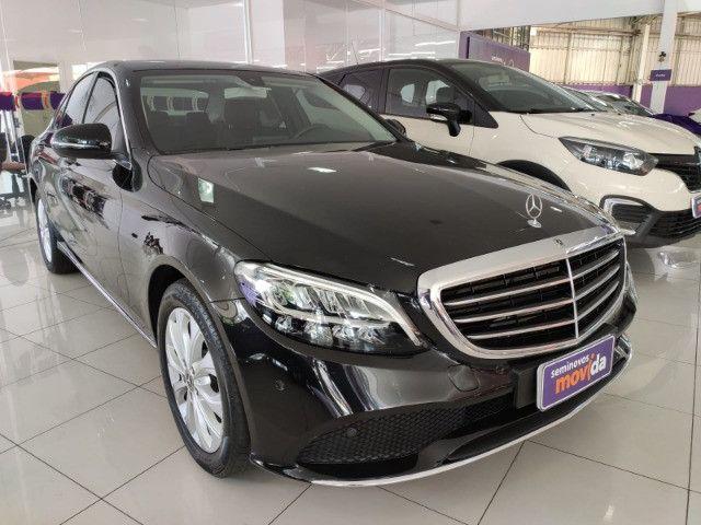 Oportunidade C-180 Mercedes Benz *IPVA 2020 pago!