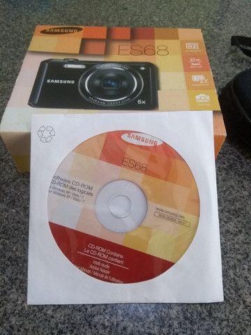 Câmera Digital Samsung ES68 - Foto 2