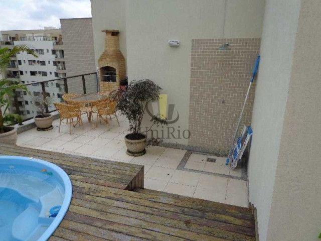Cod: FRCO30031 - Cobertura 164 m², 3 quartos, 1 suíte, Freedom - Freguesia - RJ - Foto 14