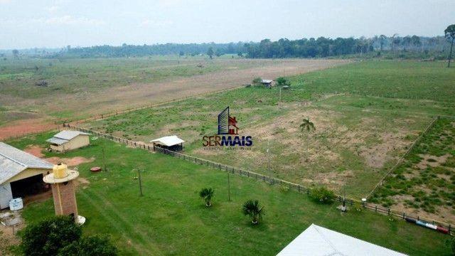 Fazenda à venda, por R$ 25.000.000 - Zona Rural - Itapuã do Oeste/RO - Foto 3