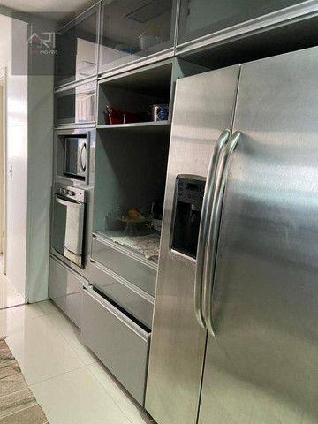 DF - Lindo 4 quartos com 2 suítes, lazer na cobertura em Itapuã! - Foto 13
