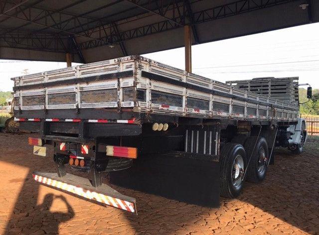 Mb 1620 6x2 (Parcelamos primeiro caminhão!) - Foto 2