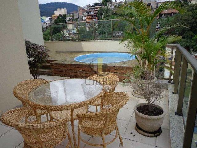 Cod: FRCO30031 - Cobertura 164 m², 3 quartos, 1 suíte, Freedom - Freguesia - RJ - Foto 13