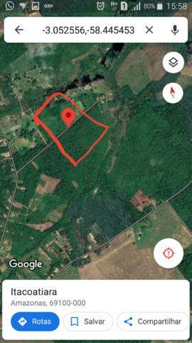 Terreno em itacoatiara, ramal da Penha com 46.5 hectares