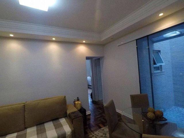 Oportunidade!! Excelente Apartamento com 2 dormitórios e quintal no Marapé em Santos - Foto 5