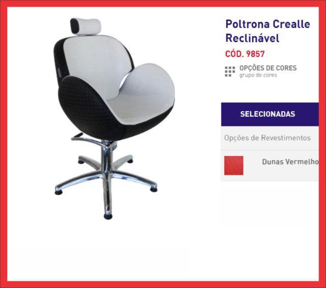 Cadeira de Cabeleireiro(a) e Maquiadores(as) - Foto 2