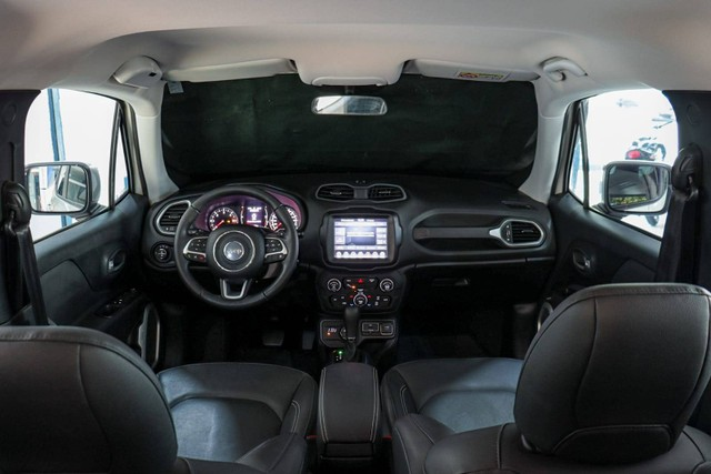 Jeep Renegade 2.0 Diesel Longitude 4X4 automático 2019 - Foto 10