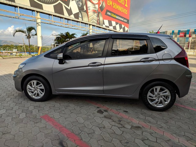 Honda Fit 1.5 LX 2015 Todo Revisado Na Honda!! - Foto 9