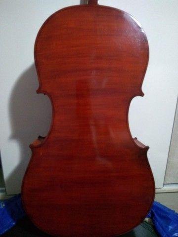 Violoncelo Europeu Stradivarius Cremonensis - Foto 5