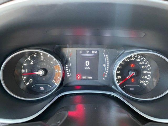 Jeep Compass 18/18 4x4 diesel night eagle c/ 4 pneus Michelin zero - Foto 8