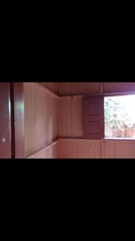 Vendo Esta casa com Quintal Bem Grande  - Foto 4
