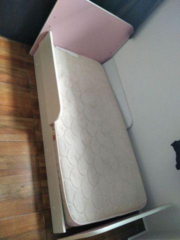 Vendo cama box e uma cama de criança - Foto 2
