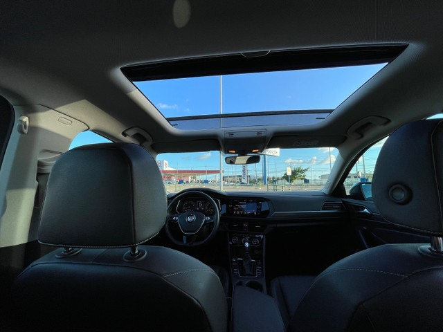 VW JETTA COMFORTLINE 250  1.4 TSI COM TETO SOLAR FLEX AUTOMÁTICO 18/19 - JPCAR  - Foto 16
