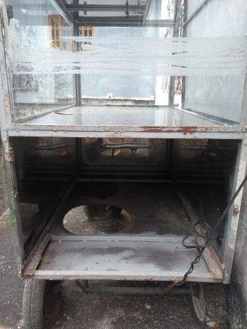 Vendo um carrinho de churrasco - Foto 6