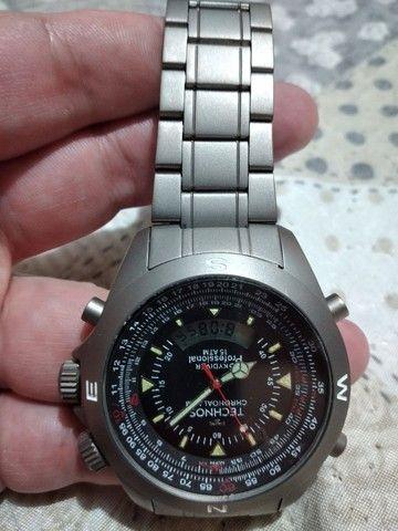 Relógio Technos T20563/1P Masculino - Foto 3