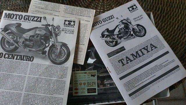 Kits modelismo plastimodelismo Moto Tamiya Tanque Revell  - Foto 6
