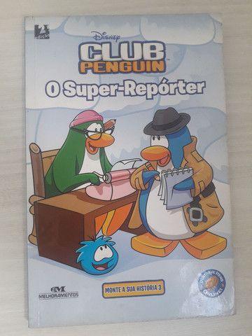 club penguin monte sua história 1, 2, 3 e 4 - Foto 4