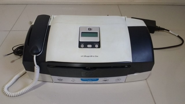 Impressora HP - Multifuncional J3600 - Com Cartucho - Foto 5