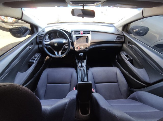 Honda City DX 1.5 Automático 2012 - Foto 5