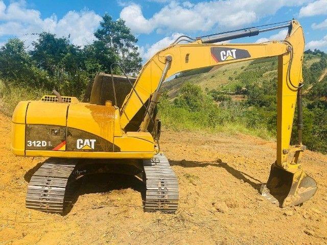 Escavadeira Cat 312Dl - Foto 2