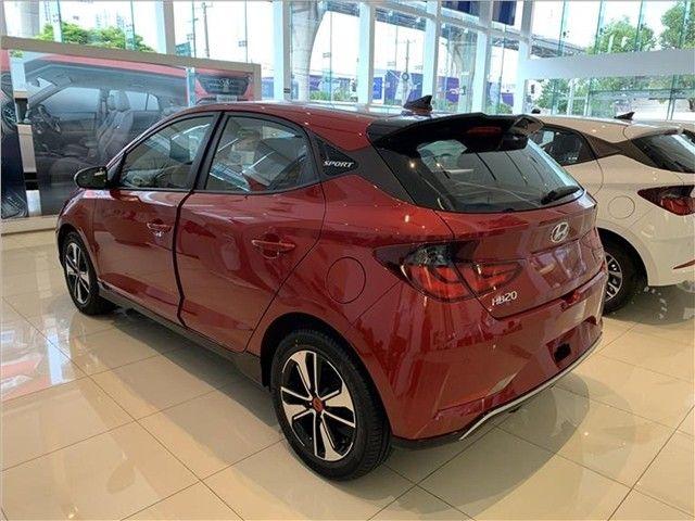 Hyundai Hb20 2022 1.0 tgdi flex sport automático - Foto 4