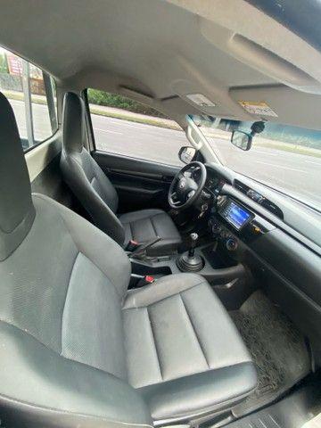 Hilux 2020/2020 cab simples  - Foto 6