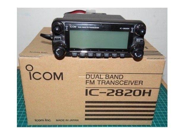 Radio Icom Dual Band LC-2820h