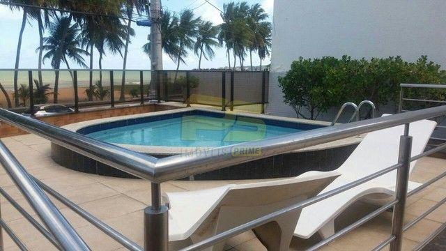 Apartamento para alugar com 1 dormitórios em Cabo branco, João pessoa cod:PSP645