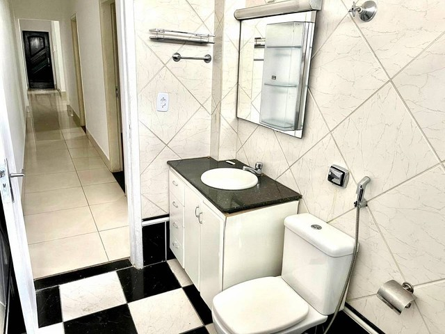Apartamento para venda tem 111 metros quadrados com 3 quartos em Setor Oeste na rua 9- Goi - Foto 10