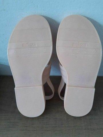 Melissa velvet sandal 36/37 - Foto 3