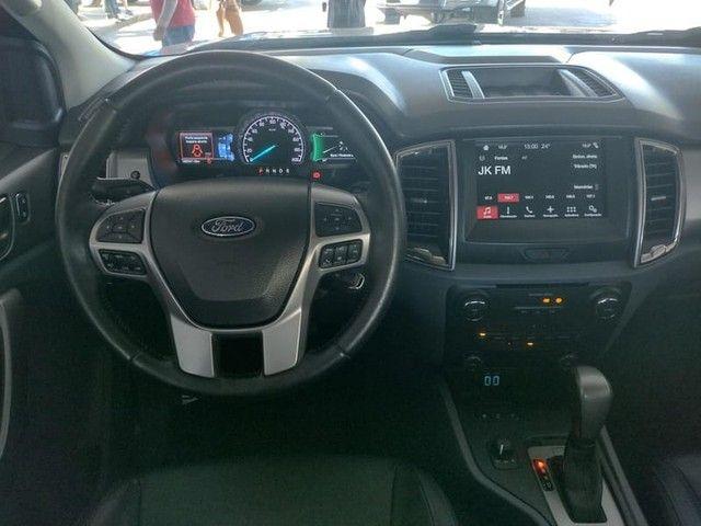 Ford RANGER XLT 3.2 20V 4X4 CD DIESEL AUT. - Foto 9