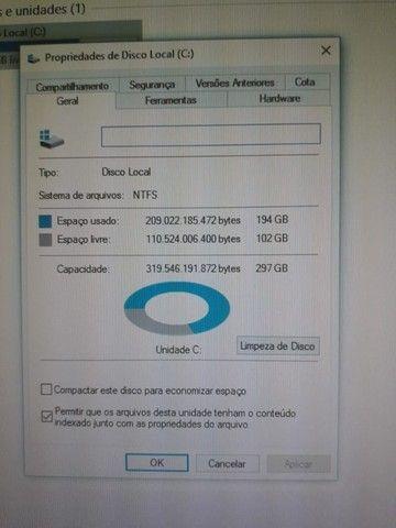 Vendo Computador Proc. i3-3220 - SSD300Gb - 4G de RAM - Foto 3