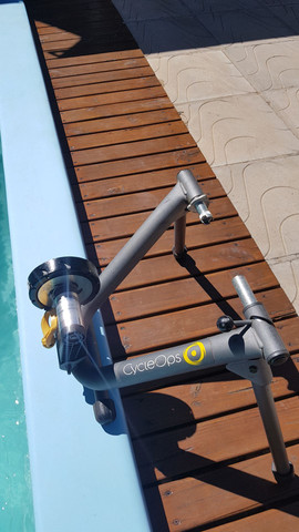 Rolo ciclismo Cycleops magneto  - Foto 3