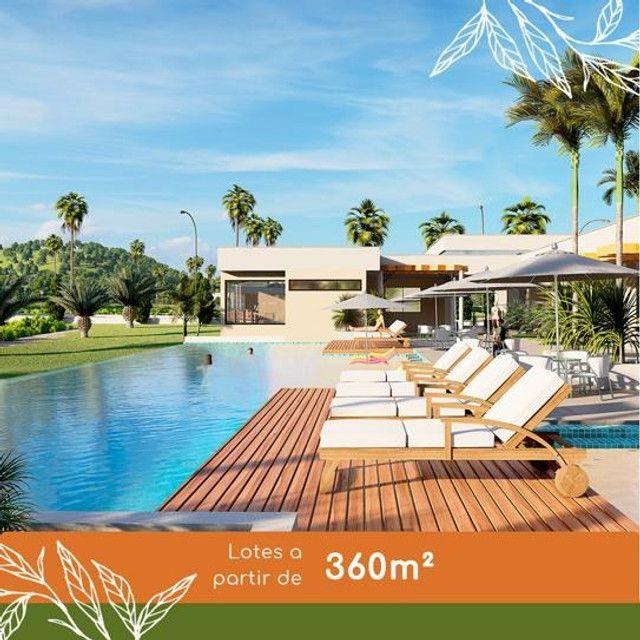 Lotes 360m² em Ipatinga - Condomínio Ville Jardins Residencial Resort