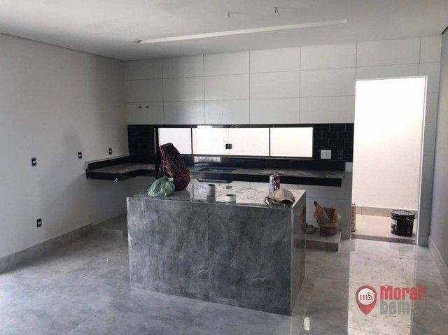 Casa com 3 dormitórios à venda, 155 m² por R$ 750.000,00 - Condomínio Trilhas Do Sol - Lag - Foto 4