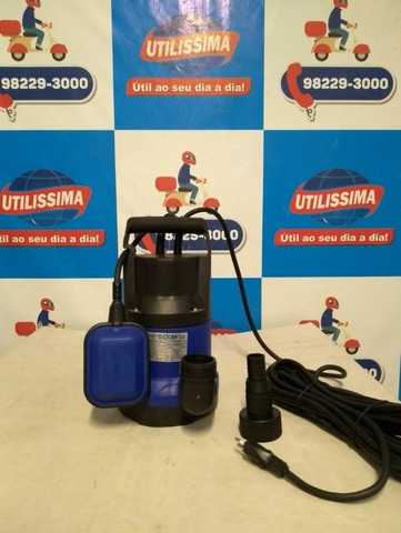 Motobomba Submersível para Água Limpa 0.55HP ? Entrega grátis - Foto 4
