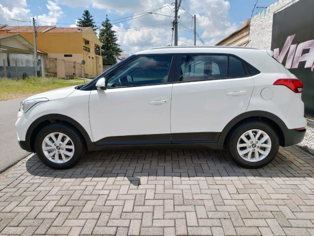 Hyundai Creta 1.6 16V Flex Smart Aut - Foto 9