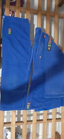 Kimono judô