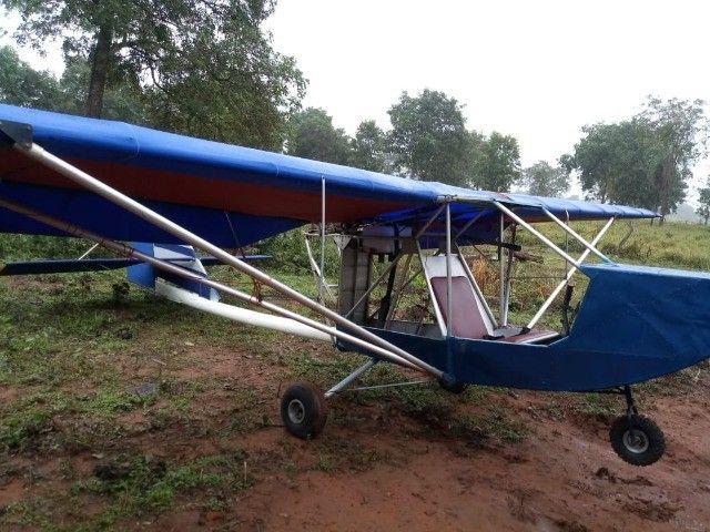 Avião experimental  - Foto 2