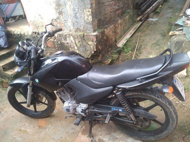 Moto Yamaha Ybr Factor 125 ED 2009 toda em dia e placa Mercosul (LEIA A DESCRIÇÃO)