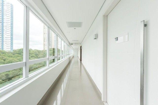 Sala comercial no Eurobusiness, 123 m² - venda por R$ 1.200.000 ou aluguel por R$ 5.500/mê - Foto 12