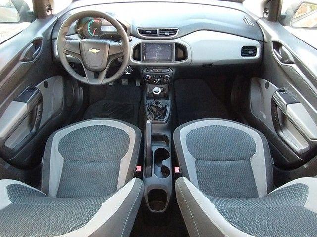 Chevrolet Onix 1.0 LS 8V FLEX 4P MANUAL - Foto 4