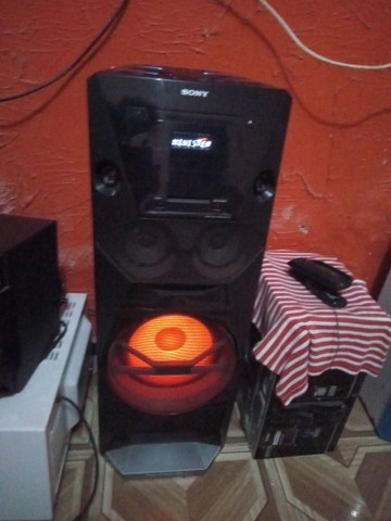 Som tipo torre Sony